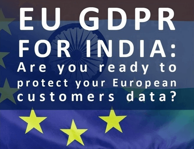 GDPR for Indian Companies